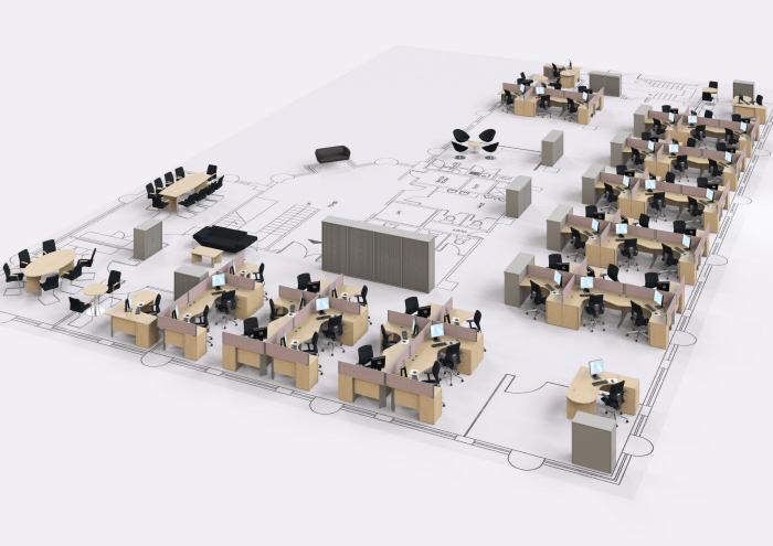 Space Planning amp Design Piedmont Office Supplies