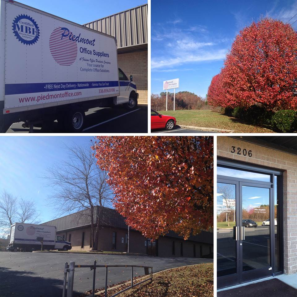 Piedmont Office Supply Company