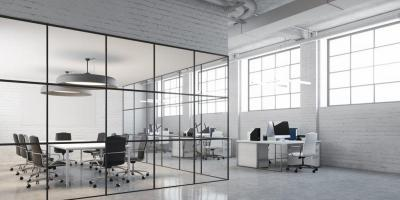 Office Space Design, Office for Privacy and Collaboration