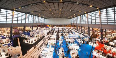 trade show, trade show booths, trade show fails