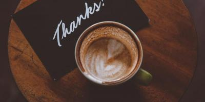 Thank you, thank you note, interview tips, job-hunt tips